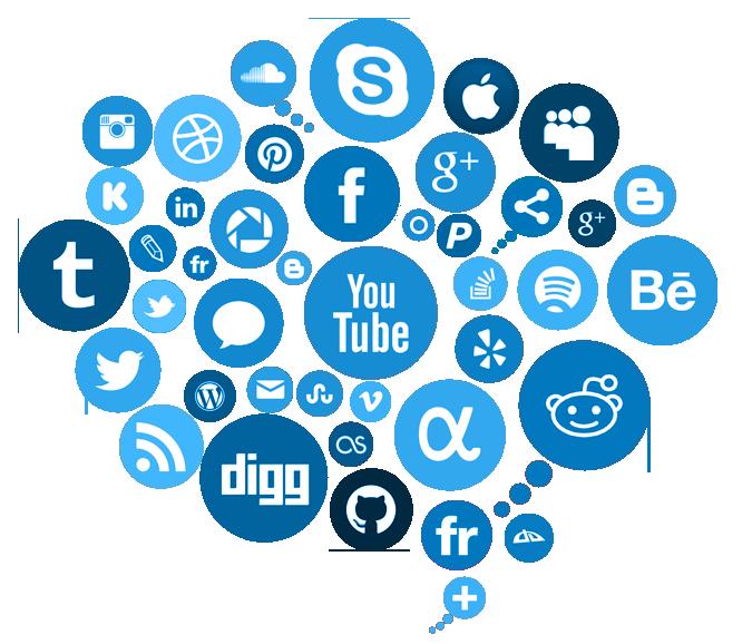 how to create a social media portfolio